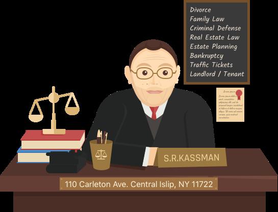 Amimation of Shawn R. Kassman