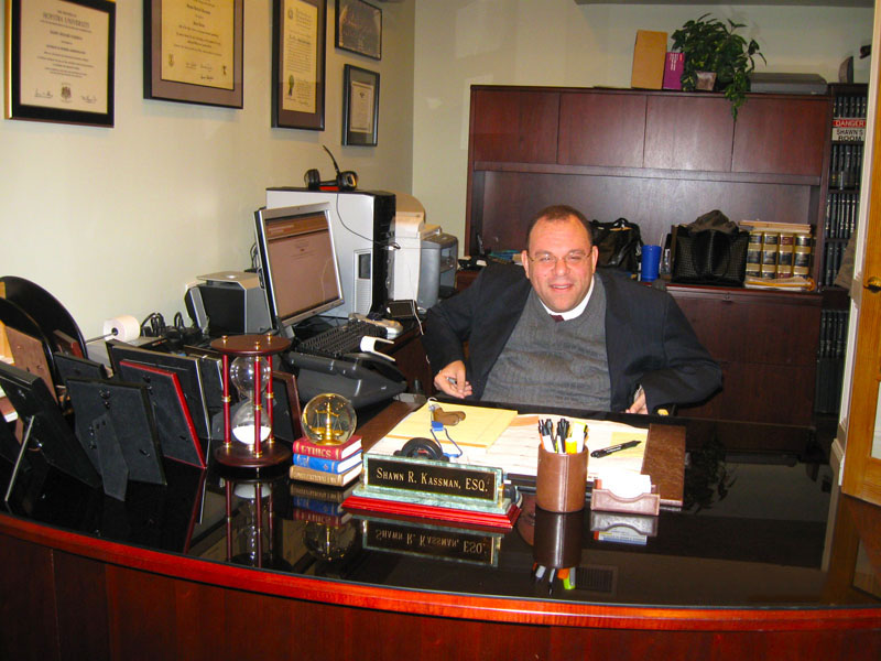 Attorney Shawn R. Kassman