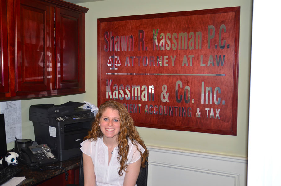 Shawn R. Kassman Law Office Staff